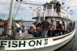 July Fishing Trip for Cancer Research!