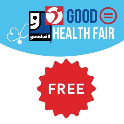 MoKan Goodwill to Host FREE Good Health Fair Saturday, October 17th