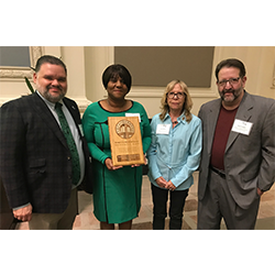Goodwill Receives 2018 Gold Sustainability Award