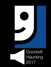 Goodwill Haunting Logo