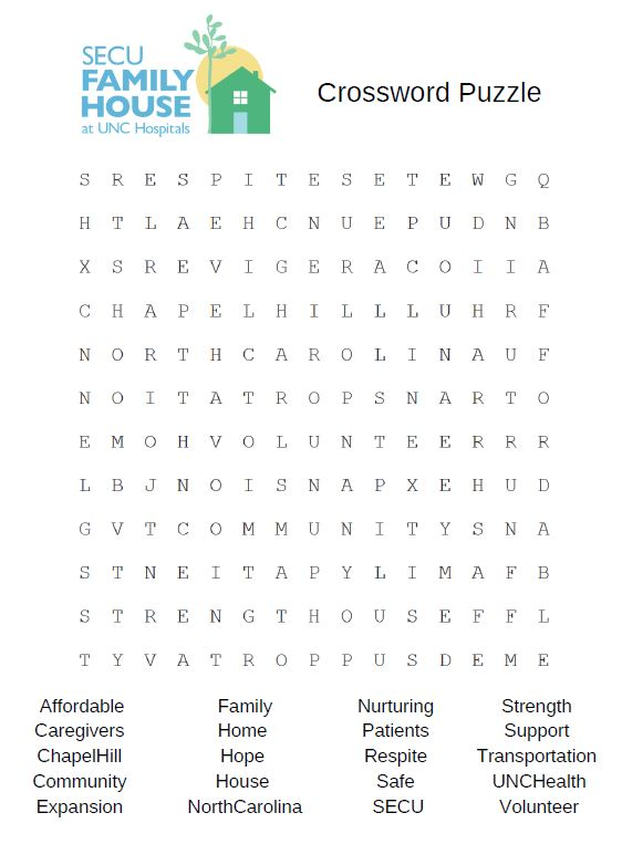 Printable Word Maze