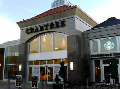 Crabtree Valley Mall Shopping and Lunch