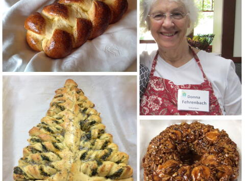 Master the Art of Bread Baking with Donna