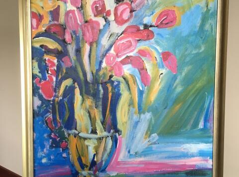 Sandra Elliott Painting