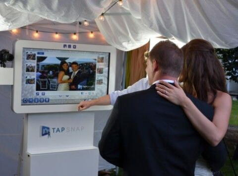 TapSnap Photobooth Rental