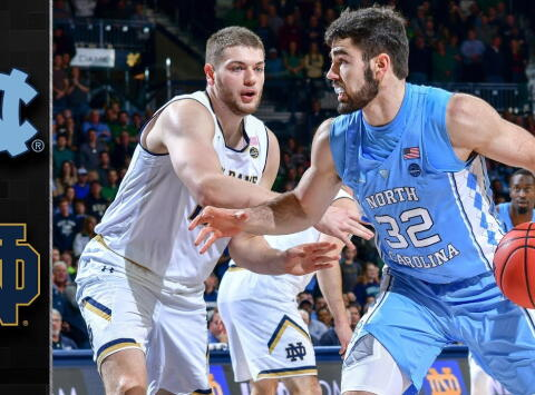 UNC-Notre Dame Basketball Experience