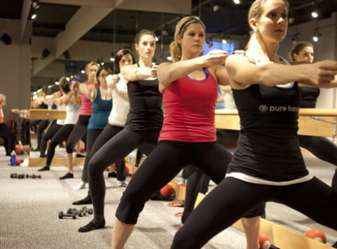 5 Class Pack at Pure Barre
