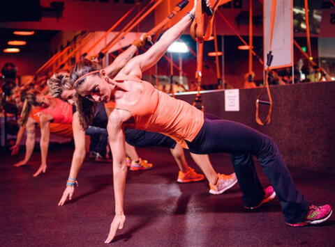Private Session for 20 at Orangetheory Fitness