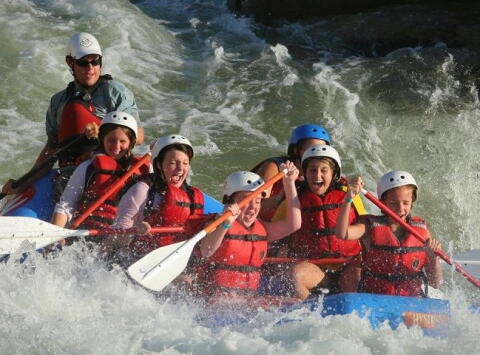 Two AllSports Passes to Whitewater Center