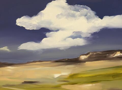 """""""Big Sky"""" by Katie Porterfield"""