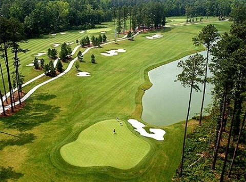 Round of Golf for 4 at Finley Golf Course