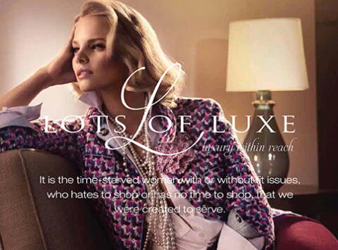 Lots of Luxe Gift Card