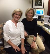Carol and Marsha