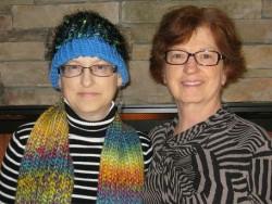 Lynn and Diane