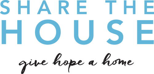 share the house