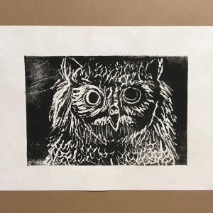 Printmaking - Felix