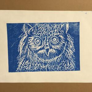 Printmaking - Eric