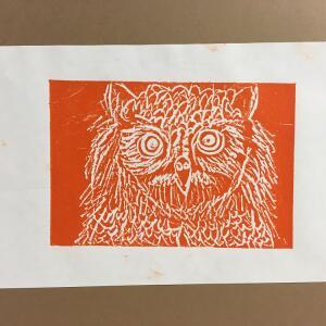 Printmaking - Naomi