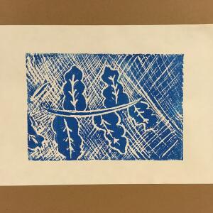 Printmaking - Danna