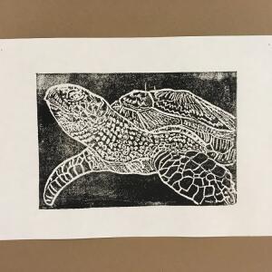 Printmaking - Sofia