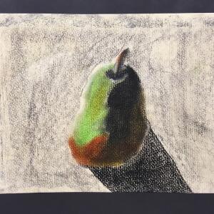 Still Life (Soft Pastel) - Mariana