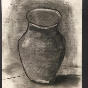 Still Life (Charcoal) - William