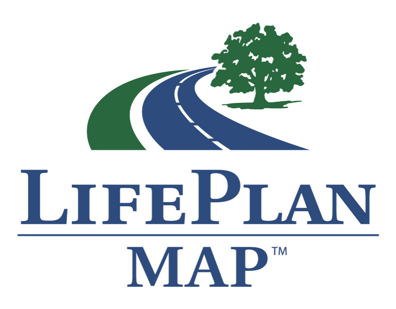 LifePlan Map Logo
