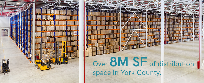 Distribution Logistics York County Economic Development