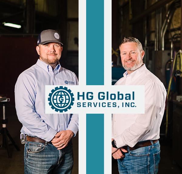 Shane Hughes & Tripp Gwin -  HG Global