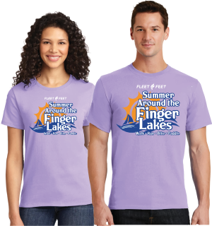 Your Summer Around the Finger Lakes Tee