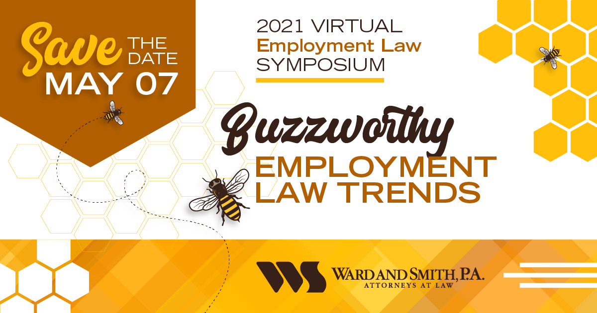 Save the Date: Our Employment Law Symposium is on May 7