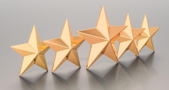 5-golden-stars-on-metallic
