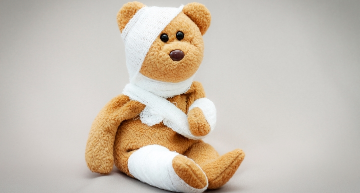 OFFICIAL Injury report thread Bandaged-Teddy-Bear-main