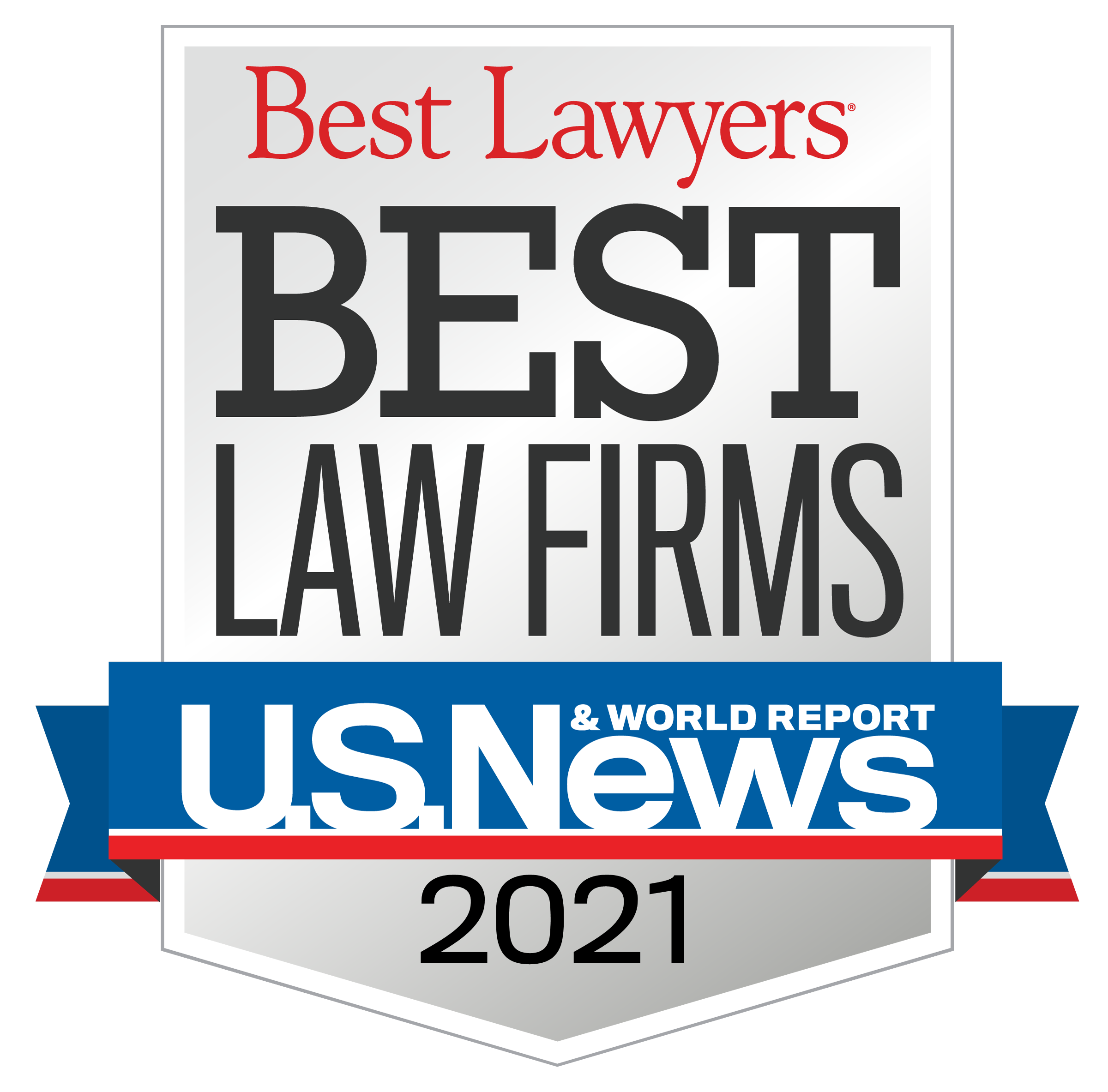 U.S. News Best Lawyers 2021