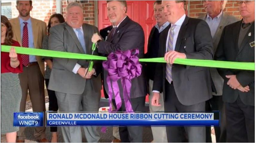 Merrill Jones Ribbon Cutting Ceremony