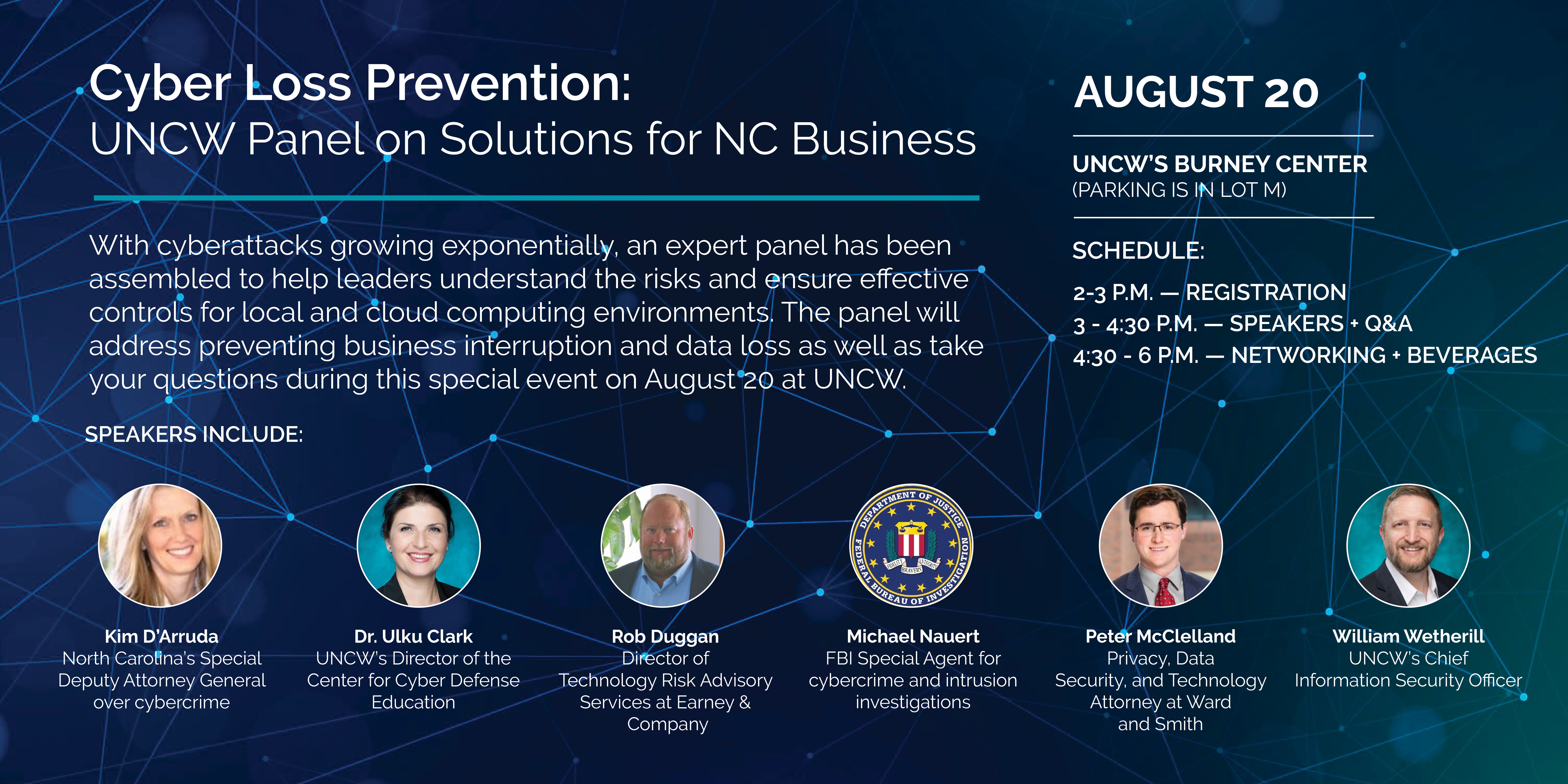 Cyber Loss Prevention Panel