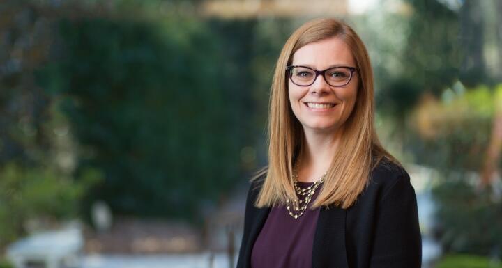 Headshot of Angela Doughty