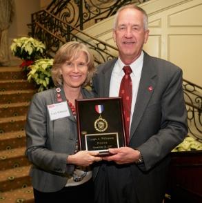Leigh Wilson Zenith Award