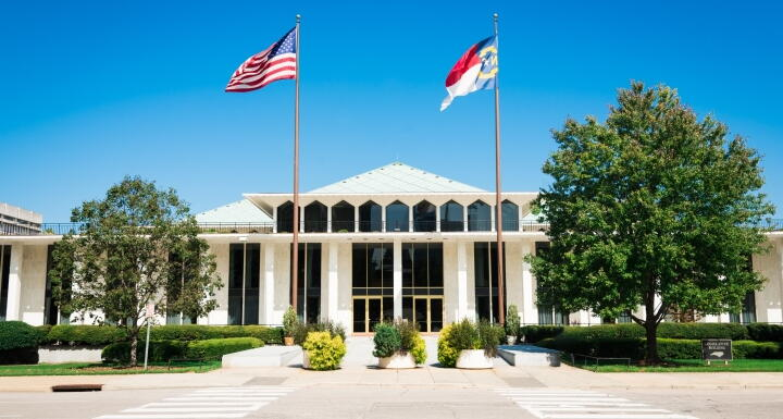 North Carolina's Legislative Building