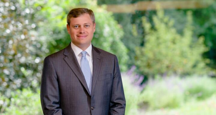 Headshot of Michael Parrish
