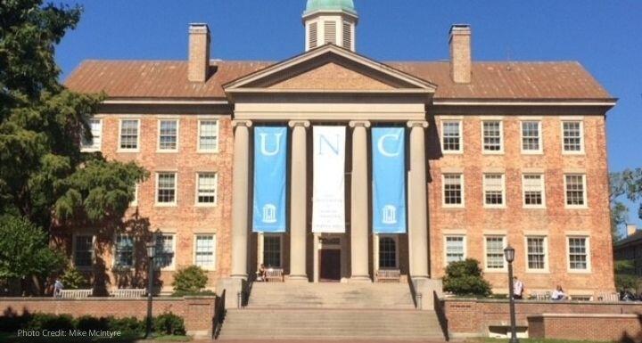 UNC-Chapel Hill Campus Building
