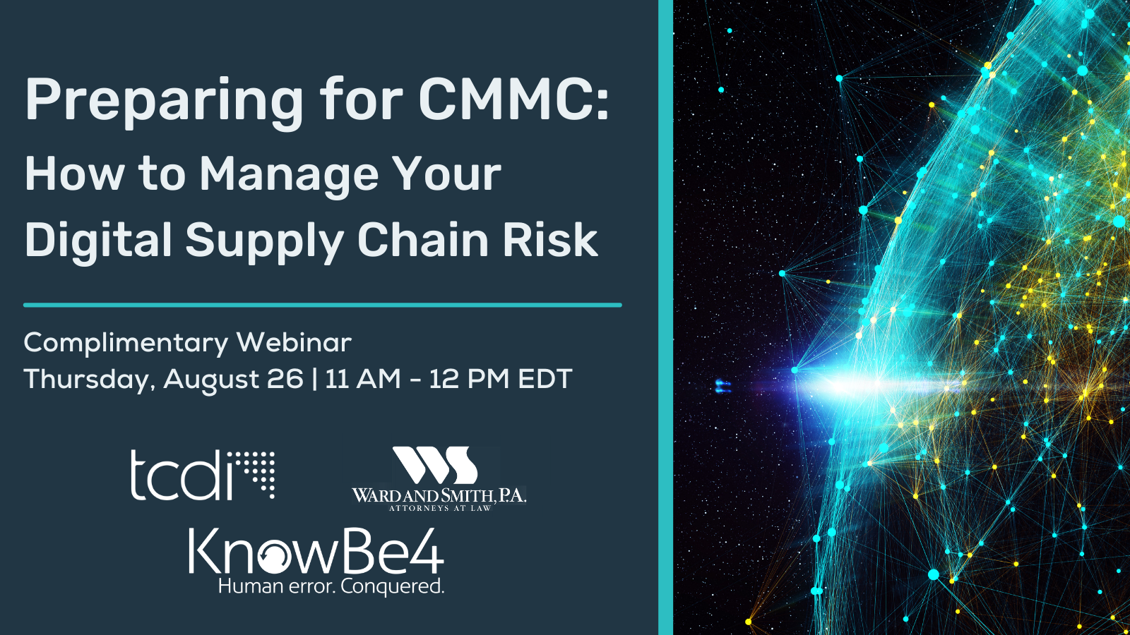 Preparing for CMMC: How to Manage Your Digital Supply Chain Risk