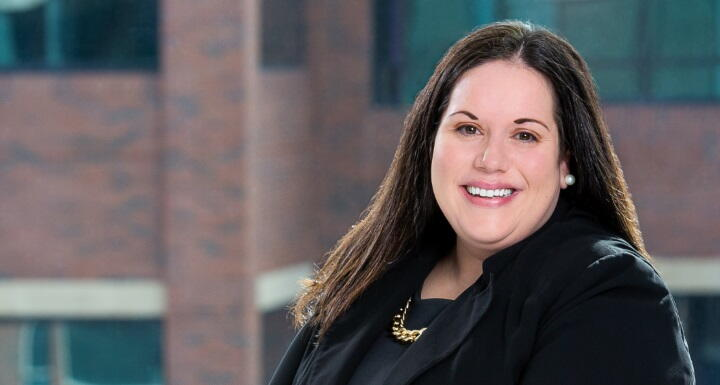 Ward and Smith Attorney Amy Wooten