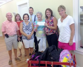 Matthews Ministry - Backpack Program