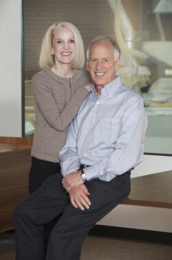 Anne and Alex Bernhardt Sr.