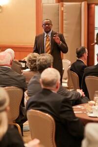 Dr. James Johnson of UNC