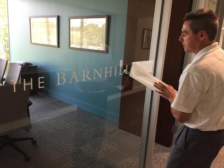 North Carolina Community Foundation Names Barnhill Room North