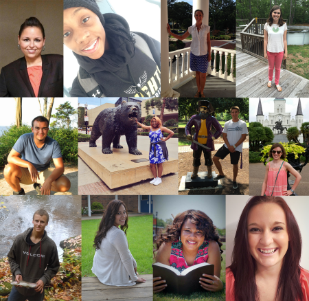 Our 2015 scholar spotlights – we invite you to read their stories.