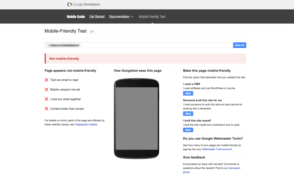 5 Things to Know About Google's Mobile-Friendly Update - New Media