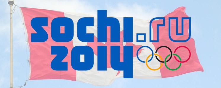Sochi Canada
